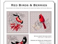 Red Birds & Berries