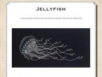 Blackwork Design: Jellyfish
