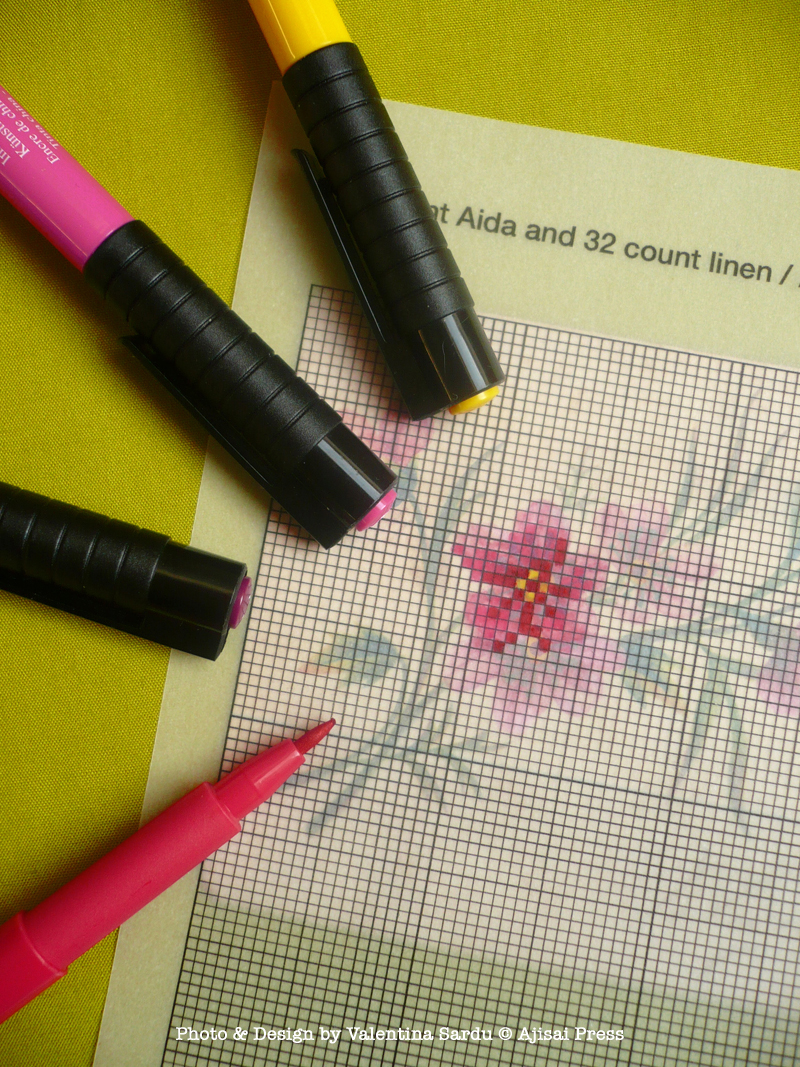 How To Design Your Own Cross Stitch Pattern - 1