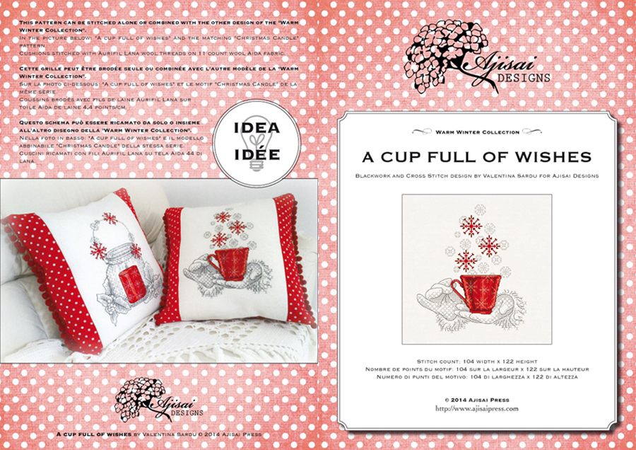 A cup full of wishes - Ajisai Press