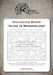 ALICE IN WONDERLAND by ajisai designs