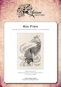KOI FISH by Ajisai Designs