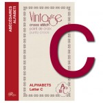 Vintage Cross Stitch Alphabets – Letter C