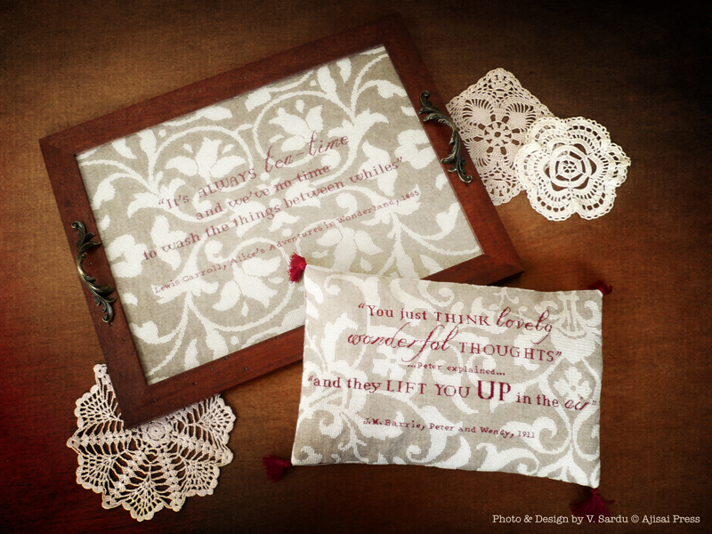 Enchanted Books - cross stitch charts by Ajisai Designs
