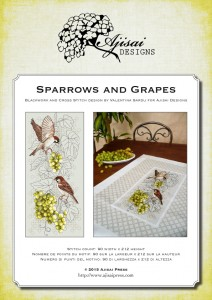 SPARROWSandGRAPES ajisaidesigns