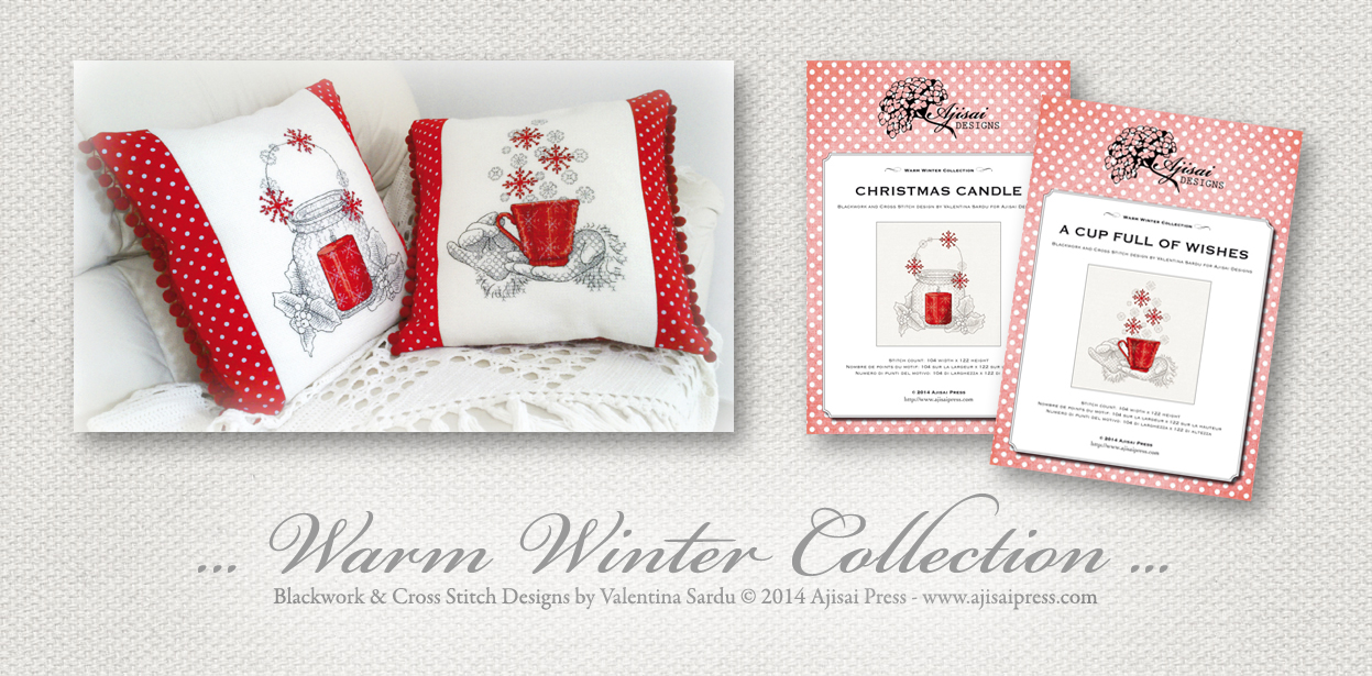 Warm Winter Collection by Ajisai Press