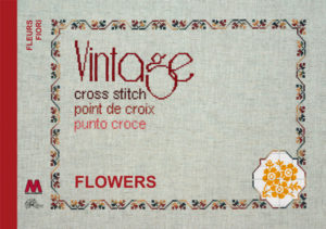 Vintage Cross Stitch – FLOWERS