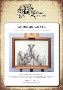 curious goats ajisaidesigns