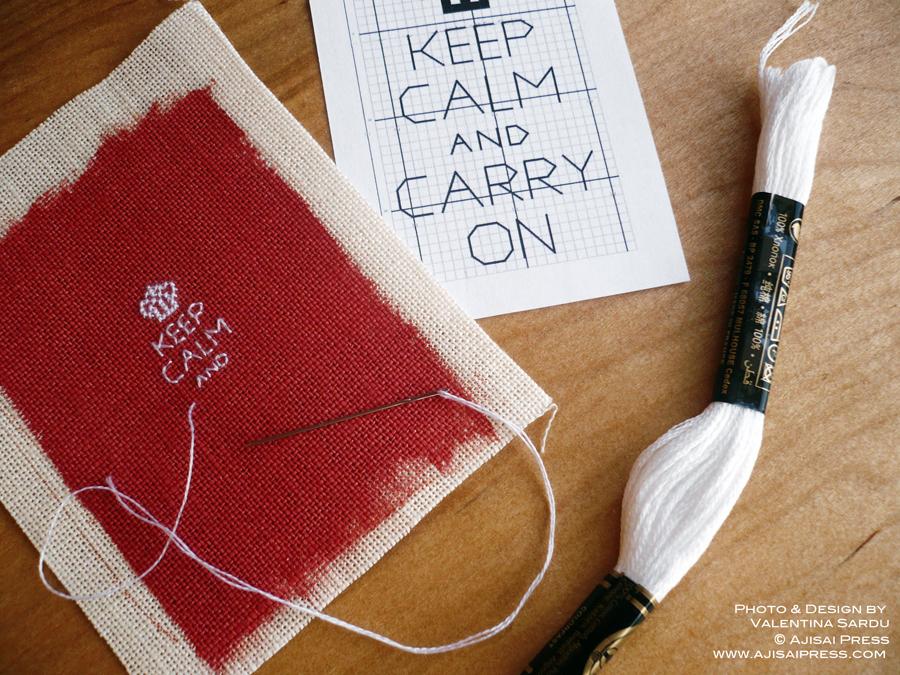 Freebies tutorials ajisai press for Hand thread painting tutorial