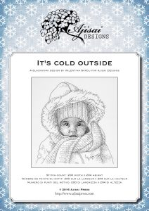 it is cold outside ajisaidesigns