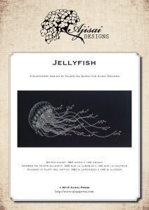 Blackwork Design: Jellyfish