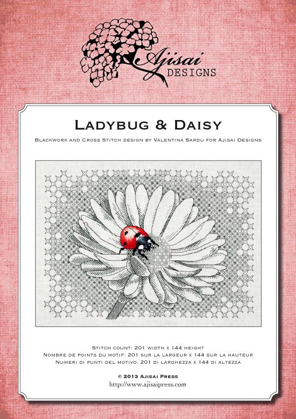 ladybug by ajisaidesigns