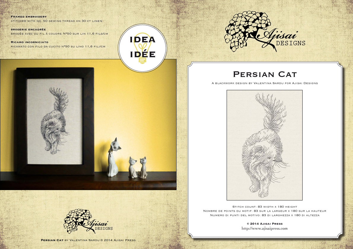 persian cat ajisaidesigns-1e2