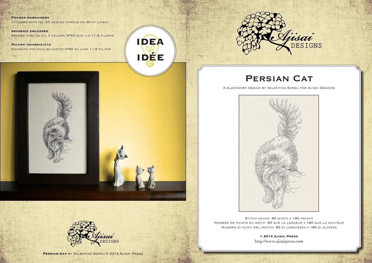 persian cat ajisaidesigns-1e2