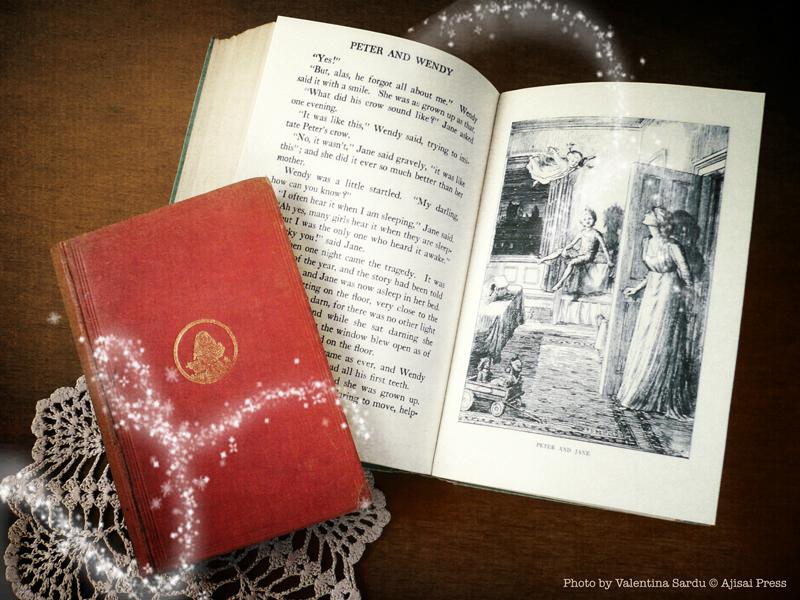 Enchanted books - ajisai designs