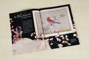 New design featured in RicAmare magazine
