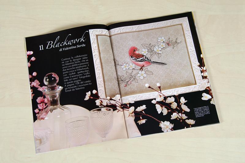 Long-tailed Rosefinch on RicAmare magazine