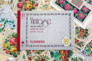 Introducing a new title in the Vintage Cross Stitch series